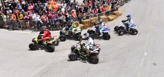 GNCC ATV Round 9 - Snowshoe Highlights