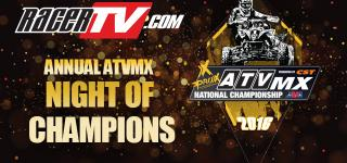 2016 Annual ATVMX Night of Champions