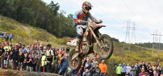 GNCC Bike Round 12 - Powerline Park Highlights