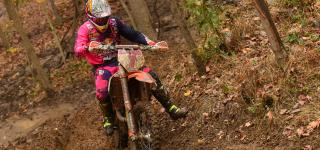 GNCC Bike Round 13 - Ironman Highlights