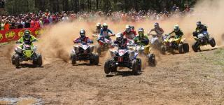 GNCC ATV Round 3 - Steele Creek Full NBCSN Episode