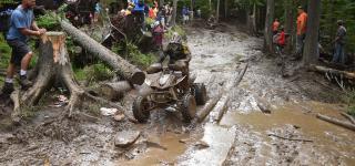 GNCC  ATV Round 9 - Snowshoe Full NBCSN Episode