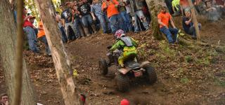 GNCC ATV Round 13 - Ironman Full NBCSN Episode
