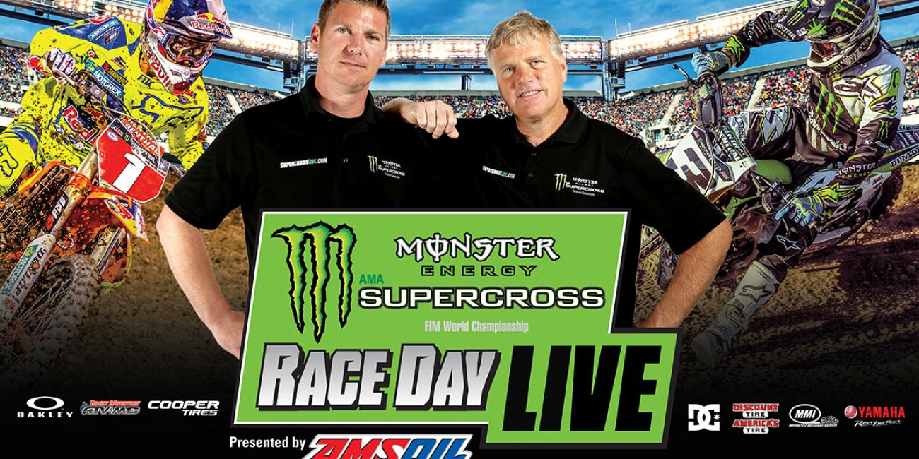 Race Day Live - Atlanta