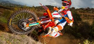 GNCC Live VP Racing Fuels Big Buck Pro Bike