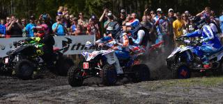 GNCC ATV Round 2 - Wild Boar Highlights
