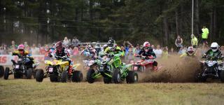 GNCC ATV Round 3 - Cannonball Highlights