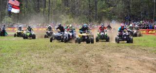 GNCC ATV Round 4 - Steele Creek Highlights