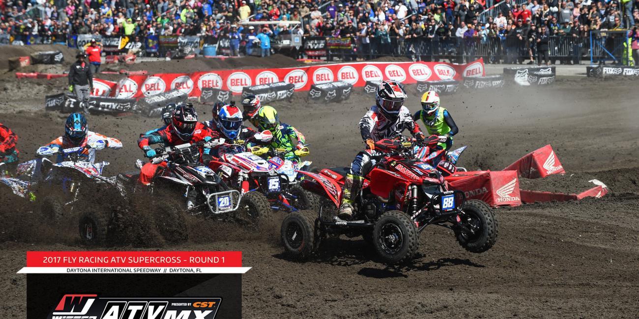 Daytona ATV Supercross - Full MAVTV Episode 1