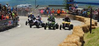 GNCC ATV Round 8 - Snowshoe Highlights