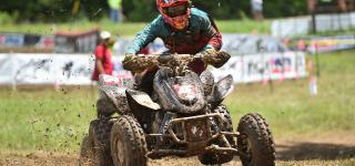 GNCC Live Parts Unlimited Unadilla Pro ATV