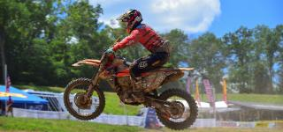 GNCC Live Parts Unlimited Unadilla Pro Bike