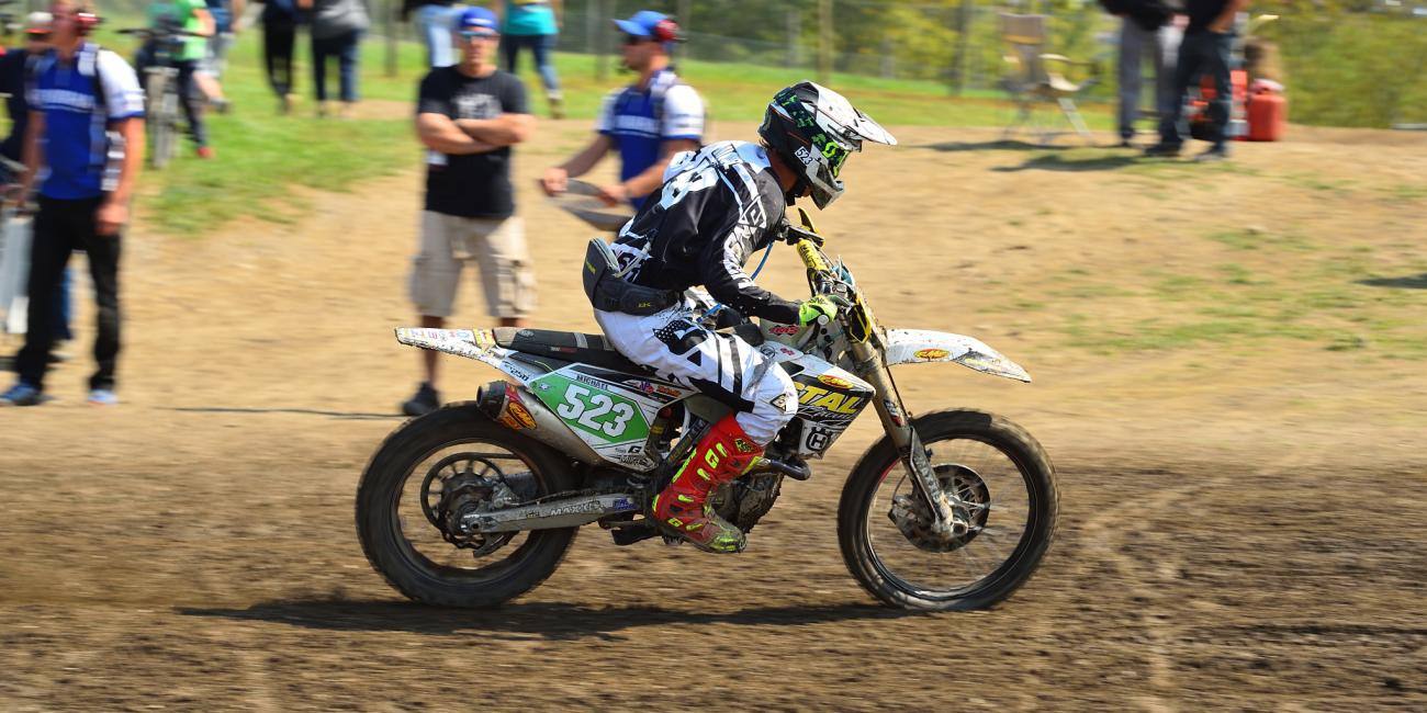 GNCC Live Rocky Mountain ATV/MC Mountaineer Run Pro Bike