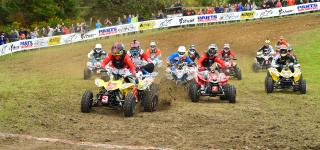 GNCC ATV Round 10 - Unadilla Highlights