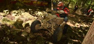 GNCC Live Polaris ACE Powerline Park Pro ATV