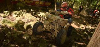 GNCC Live Polaris ACE Powerline Park Pro ATV