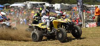 GNCC ATV Round 11 - Mountaineer Run Highlights
