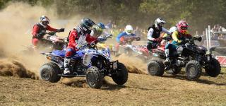 GNCC ATV Round 12 - Powerline Park Highlights