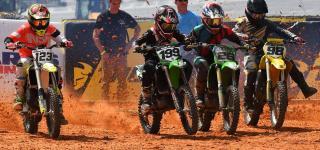 Ricky Carmichael Daytona Amateur Supercross