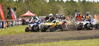 GNCC ATV Round 2 - Wild Boar Highlights