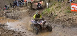 GNCC ATV Round 4 - Steele Creek Highlights