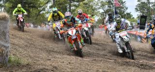 GNCC Bike Round 5 - Camp Coker Bullet Highlights