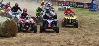 GNCC ATV Round 6 - X-Factor Whitetails Highlights