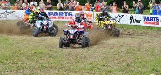 GNCC ATV Round 8 - Tomahawk Highlights