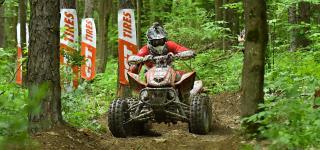 GNCC Live AMSOIL Snowshoe Pro ATV