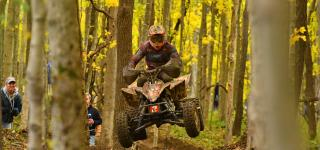 GNCC ATV Round 13 - AMSOIL Ironman
