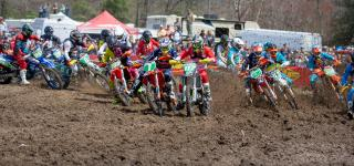 Steele Creek GNCC Round 4 - Bike Episode
