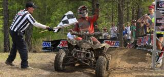 GNCC Live Yamaha Racing X-Factor Whitetails Pro ATV