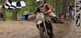 GNCC Live Yamaha Racing X-Factor Whitetails Pro Bike