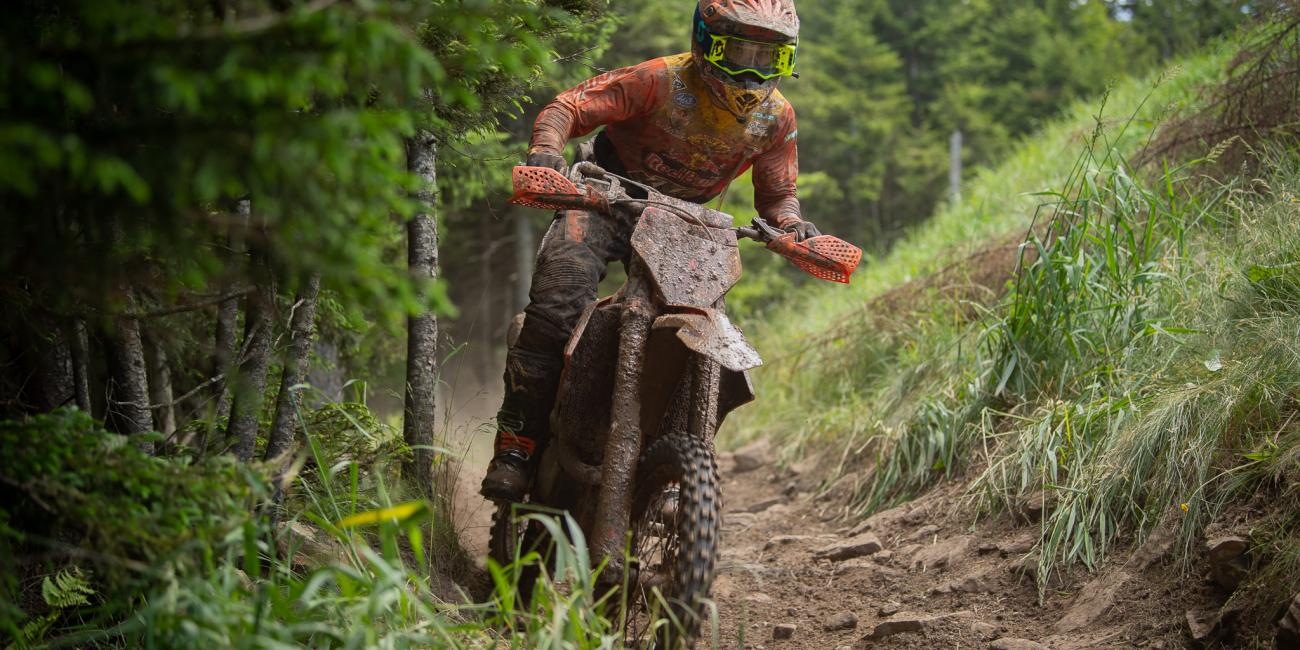 GNCC Bike Round 8 - AMSOIL Snowshoe Highlights