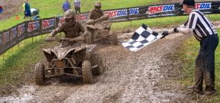 GNCC ATV Round 9 - High Voltage ATVs