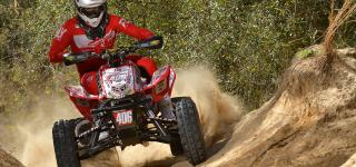 GNCC Live Parts Unlimited Black Sky Pro ATV