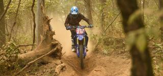GNCC Live Yamaha Mountaineer Pro Bike