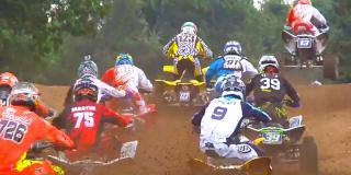 2013 ATVMX Round 9: Red Bud - Full Episode