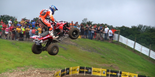 2013 ATVMX Round 8: Unadilla Highlights