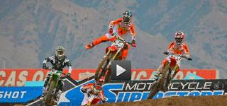 2013 AMA Pro Motocross 250 Moto 2 Replay from Utah