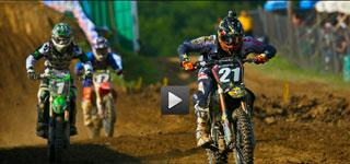 2013 AMA Pro Motocross 250 Moto 2 Replay from High Point