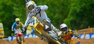 2013 AMA Pro Motocross 450 Moto 2 Replay from Spring Creek