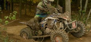 2014 GNCC Round 12: Powerline Park ATV Highlights