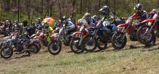 GNCC Live Mountaineer Run Pro Bike