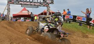 GNCC ATV Rd 10 - Unadilla Highlights