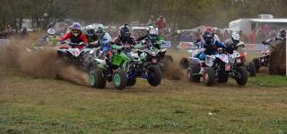 GNCC ATV Rd 12 - Powerline Park Highlights