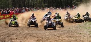 GNCC ATV Round 3 - Steele Creek Highlights