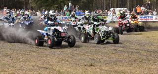 GNCC ATV Round 1 - Wild Boar Episode