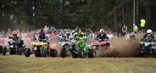 GNCC ATV Round 3 - Cannonball Highlights