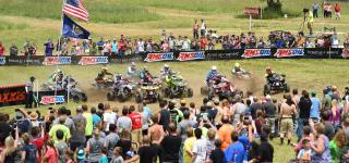 GNCC ATV Round 7 - Tomahawk Highlights